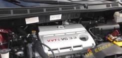 Двигатель в сборе. Lexus RX400h Двигатель 3MZFE