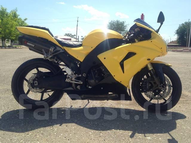 Фото № 7413 Мотоцикл kawasaki ninja zx-10r akb