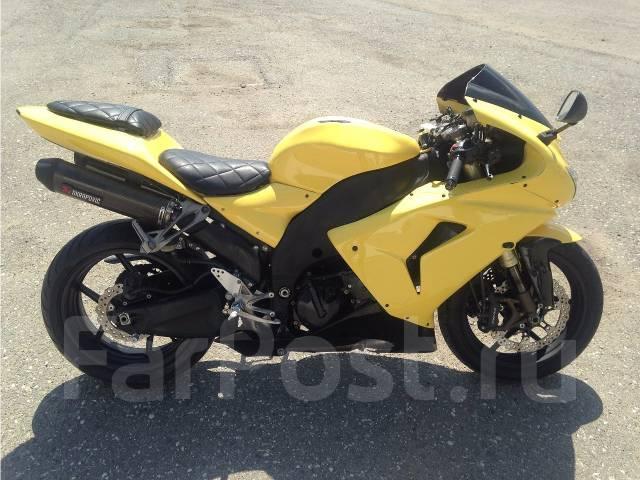 мотоцикл kawasaki ninja zx-10r akb