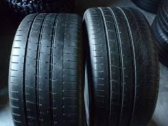 Pirelli P Zero. Летние, 2008 год, износ: 20%, 2 шт