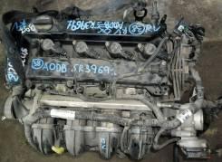 Двигатель  AODA, AODB DOHC/Duratec  FORD Focus 2, C-MAX, S-MAX