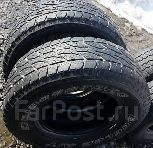 Bridgestone Dueler A/T. Летние, износ: 50%, 2 шт