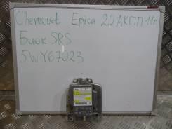 Блок управления airbag. Chevrolet Epica