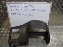 Консоль центральная. Honda Civic