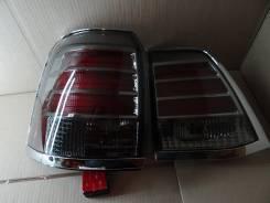 Вставка багажника. Toyota Land Cruiser