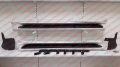 Подножка. Lexus GX460 Toyota Land Cruiser Prado, TRJ12, GDJ150W, GDJ151W, TRJ150, KDJ150L, GRJ150W, GRJ151W, TRJ150W, GDJ150L, GRJ151, GRJ150, GRJ150L...