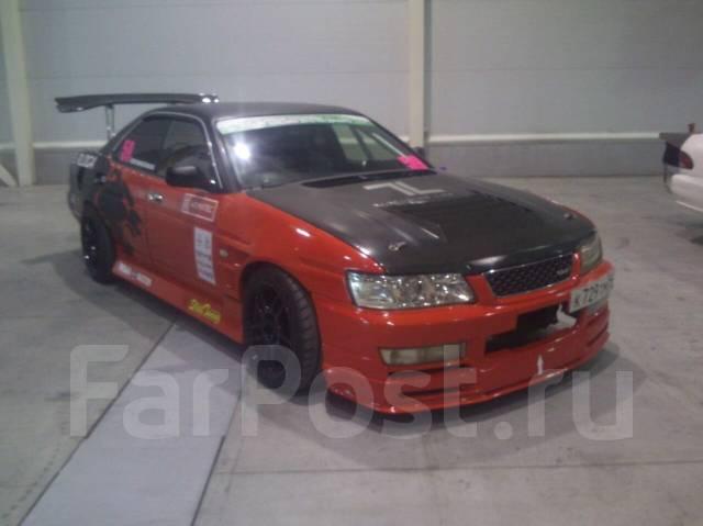 Крыло. Nissan Laurel, GC35, GCC35, GNC35, HC35, SC35