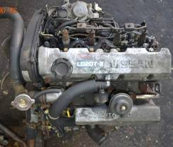 Двигатель. Nissan Vanette Nissan Homy Nissan Caravan Двигатель LD20TII