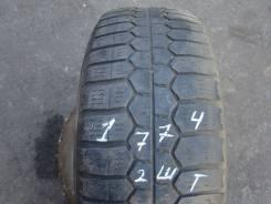 Bridgestone WT11. Зимние, без шипов, износ: 40%, 2 шт