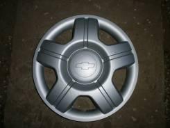 "Колпак колеса Chevrolet Lanos Б/У Оригинал. Диаметр Диаметр: 14"", 1 шт."