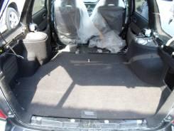 Обшивка багажника. Subaru Forester, SG5, SG9