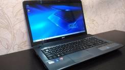 """Acer Aspire 7736ZG. 17.3"""", 2,2ГГц, ОЗУ 4096 Мб, диск 320 Гб, WiFi, Bluetooth, аккумулятор на 1 ч."""