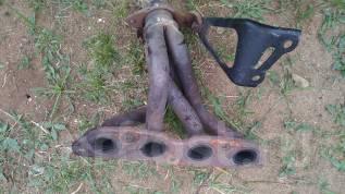 Коллектор выпускной. Toyota Probox, NCP50V, NCP50 Двигатель 2NZFE