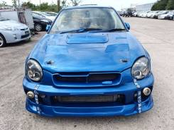 Решетка радиатора. Subaru Impreza WRX STI, GD, GDB, GGB Subaru Impreza, GD, GDA, GDB, GG, GGA