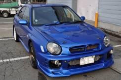 Воздухозаборник. Subaru Impreza WRX, GDA, GD, GDB Subaru Forester, SG5, SG9 Subaru Impreza WRX STI, GDB