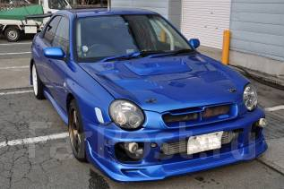 Воздухозаборник. Subaru Forester, SG, SG5, SG9, SG9L Subaru Impreza WRX STI, GD, GDB, GGB