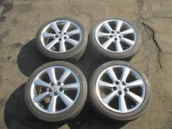 Toyota Crown. 8.0x18, 5x114.30, ET50