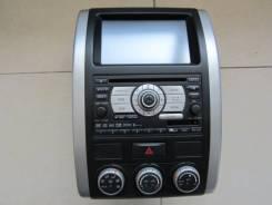 Магнитола. Nissan X-Trail, TNT31, T31, NT31 Nissan Dualis, NJ10, J10 Двигатели: MR20DE, QR25DE