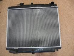 Радиатор охлаждения двигателя. Nissan Atlas, N2F23, N4F23, M2F23, P2F23, M4F23, P4F23 Двигатели: TD27, TD25, TD23