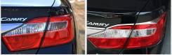 Накладка на стоп-сигнал. Daihatsu Altis, AVV50N Toyota Camry, ACV51, ASV50, AVV50, ASV51, GSV50, AVV50N. Под заказ