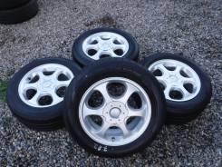Bridgestone. 7.0x16, 5x100.00, 5x114.30, ET43, ЦО 73,0мм.