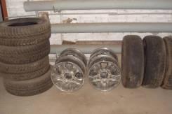 Bridgestone. Зимние, 2014 год, износ: 20%, 8 шт