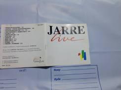 Аудио CD J. M. Jarre - Live -1989