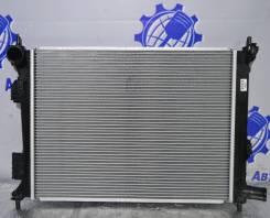 Радиатор охлаждения 25310-1R000 253101R000 Hyundai Solaris МКПП. Hyundai Solaris Hyundai i20 Hyundai Veloster