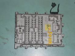 Блок предохранителей. Nissan Sunny, B15, FB15, FNB15, JB15, QB15, SB15 Двигатели: QG13DE, QG15DE, QG18DD, SR16VE, YD22DD