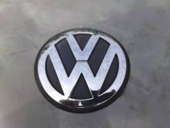 Эмблема. Volkswagen Touareg