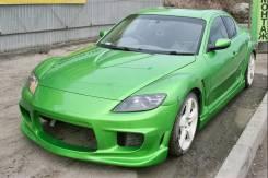Обвес кузова аэродинамический. Mazda RX-8. Под заказ