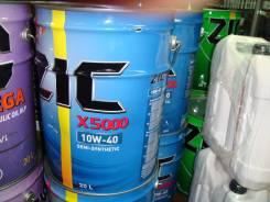 ZIC 5000. Вязкость 10W-40, полусинтетическое