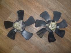 Вентилятор охлаждения радиатора. Nissan AD