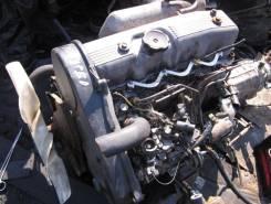 Двигатель в сборе. Mitsubishi Delica Двигатель 4D56. Под заказ