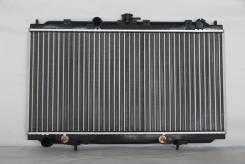 Радиатор охлаждения двигателя. Nissan Primera, P12 Двигатель QR20DE