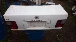 Багажный отсек. Toyota Camry