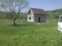 Срочно! продам дом с участком (до Владика 25 мин). 1 500 кв.м., собственность, электричество, вода, от частного лица (собственник). Фото участка