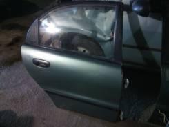 Дверь боковая. Chevrolet Lanos ЗАЗ Шанс ЗАЗ Ланос ЗАЗ Сенс