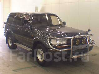 Toyota Land Cruiser. 80