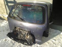 Крышка багажника. Hyundai Trajet
