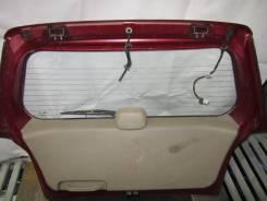 Крышка багажника. Kia Carens
