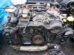 Двигатель. Subaru Impreza, GF8 Двигатель EJ20. Под заказ