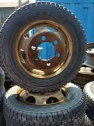Dunlop SP Winter ICE 02. Зимние, без шипов, 2012 год, износ: 10%, 6 шт