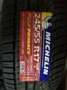 Michelin Pilot Primacy. Летние, 2010 год, без износа, 1 шт