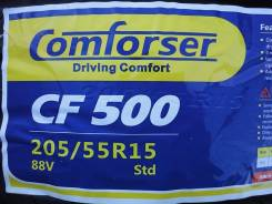 Comforser CF500. Летние, 2014 год, без износа, 4 шт