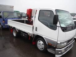 Mitsubishi Canter. Продам грузовик манипулятор 1999г, 5 240 куб. см. Под заказ