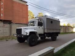 ГАЗ-33081. Продается грузовик, 4 700куб. см., 2 000кг., 4x4