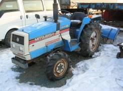 Mitsubishi. Мини трактор, 1 300 куб. см.