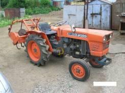 Kubota. Мини трактор, 950 куб. см.