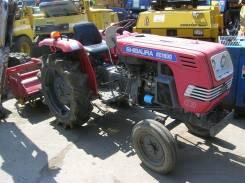 Shibaura. Мини трактор, 1 005 куб. см.